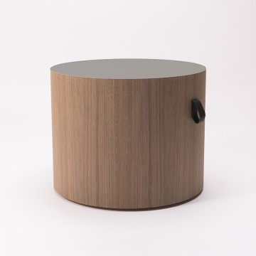 sidetable circus walnut grey